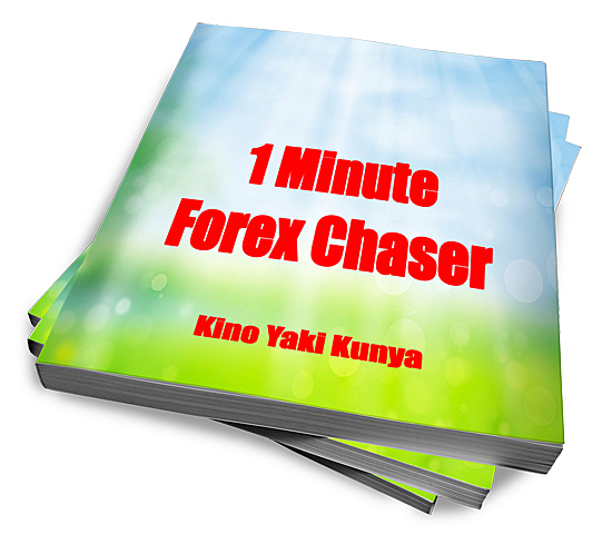 1 minute chart forex